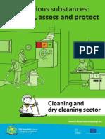 Brochure Dry Cleaning En