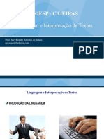 Linguagem e Interpretação de Textos - LIT - Direito - alunos.ppt