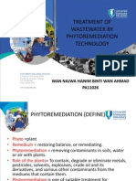 TREATMENT OF WASTEWATER BY PHYTOREMEDIATION TECHNOLOGY.pptx
