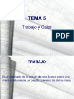 TERMO1-TEMA5 Trabajo y Calor
