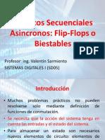 01. Flip-Flops SR Con Compuertas NAND y NOR