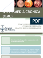 Otitis Media Cronica