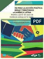 """""""Diez Propuestas para la Acción Política en Tierras y Territorios en América Latina"""