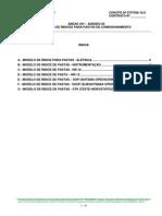 3.14.2 - Anexo XIV- Adendo 02 - Modelo de Indice Para Pasta- Comissionamento