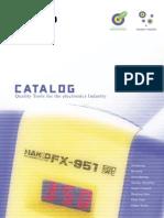 Hakko Catalog