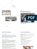 career booklet project - examples - ic