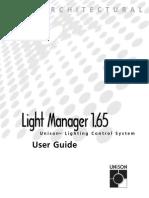 Unison Light Manager v1.65 Manual