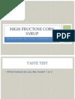 high fructose corn syrup- final 2