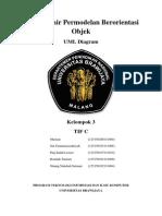 Tugas Akhir PBO UML Diagram