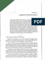 2ª Aula - BONAVIDES, Paulo. Curso de Direito Constitucional, Caps. 01 e 02