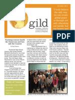 GILD Newsletter November 2014