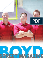 Boyd Street Magazine August 2014