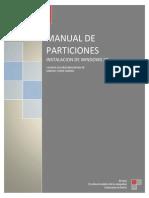Manual de Particiones-Instalacion de Xp