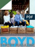 Boyd Street Magazine November 2014