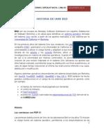 leccion 1.2 - Historia de Unix BSD