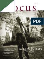 focus Magazine Spring 2010 | Maryville College