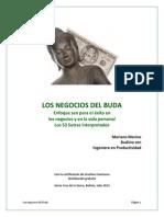 Mariano Merino-los Negocios Del Buda