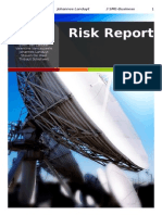 report risk correction