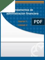 FUNDAMENTOS DE LA ADMON DE FINANZAS