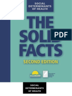 The Solid Facts Social Determinants of Health