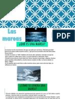 proyecto ciencias mareas