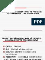 BURGJETDHERESOCIALIZIMIITWBURGOSURVE- punim seminarik - Penologji.ppt