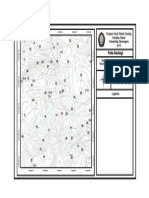 Peta Geostruk - Acara Penampang Geologi