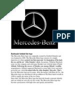 the logo story of Merc