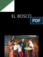 Presentación BOSCO