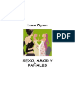 Zigman Laura - Sexo Amor Y Pañales