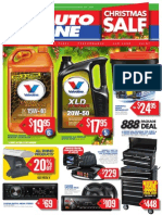 Auto One Christmas Catalogue - Roylance's
