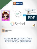 Nuevas Tecnologías y Educación Superioriii