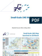 Small Scale LNG Map