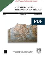 La Pintura Mural Prehispanica en México - B19