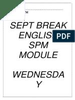 Sept Break SPM Module