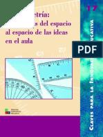 La Geometria de Las Ideas Del Espacio