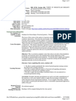 UT Dallas Syllabus for biol6v29.002 06f taught by Juan Gonzalez (jgonzal)