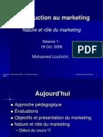 Intro Au Marketing