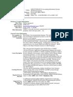 UT Dallas Syllabus for mas6v10.501 06f taught by Chia-wei Chou (cxc027200)
