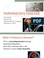 final parkinsons disease presentation for portfolio