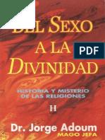 Del Sexo a La Divinidad - Dr. Jorge Adoum - Copia
