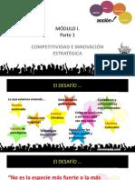 Modulo i. Competitividad e Innovación Estratégica p1