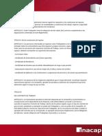 Normas y Reglamentos programa preventivo