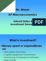 interestrates investmentdemand