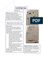 learning log--amanda cummings