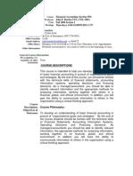 UT Dallas Syllabus for aim6201.558 06f taught by   (jpb063000)