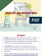 Dolor en Pediatria