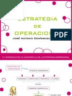 Estrategias de Operaciones
