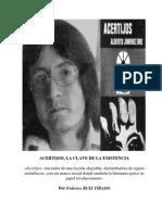 Ruiz Tirado Escribe Sobre Acertijos de Jiménez Ure