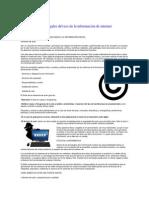 Aspectos Éticos y Legales Del Uso de La Información de Internet